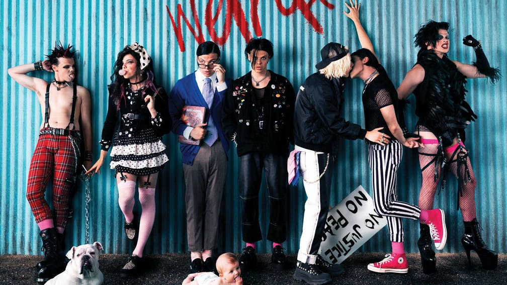 YUNGBLUD-Weird-album-cover-header